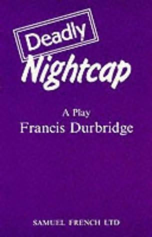 book cover of Deadly Nightcap