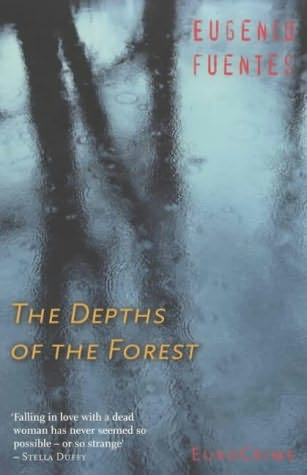 book cover of The Depths of the Forest