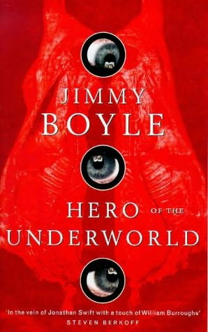 book cover of Hero of the Underworld