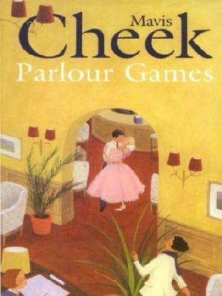book cover of Parlour Games