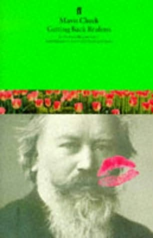 book cover of Getting Back Brahms