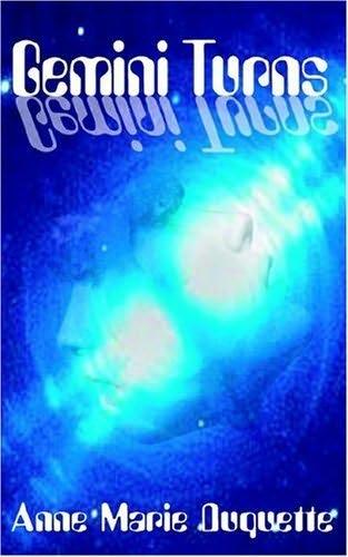 book cover of Gemini Turns