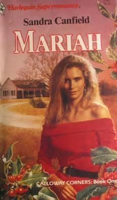 book cover of Mariah