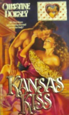 book cover of Kansas Kiss