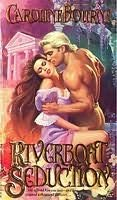 book cover of Riverboat Seduction