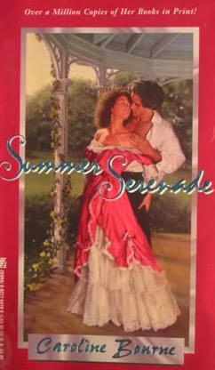 book cover of Summer Serenade