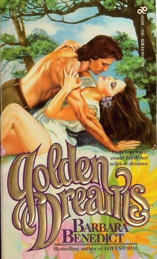 book cover of Golden Dreams