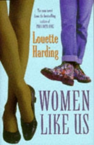 book cover of Women Like Us