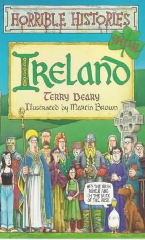 book cover of Ireland