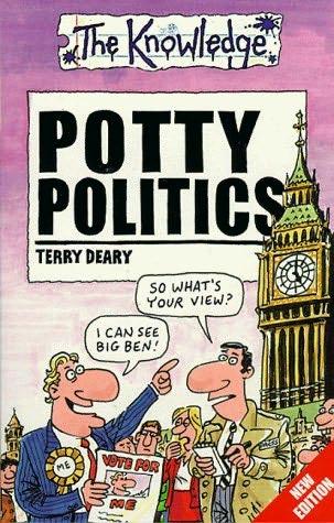 book cover of Potty Politics