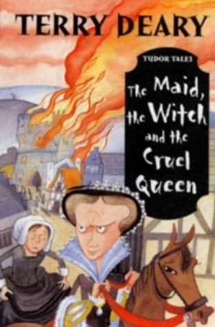 book cover of The Maid, the Witch and the Cruel Queen