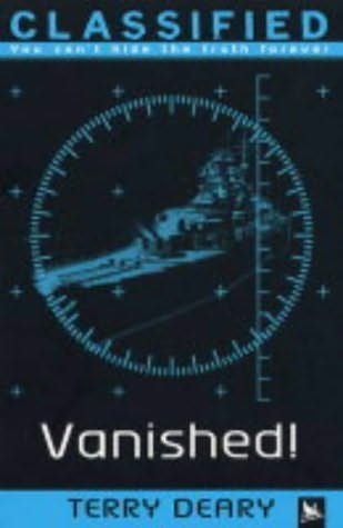 book cover of Vanished!