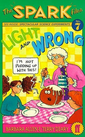 book cover of Light and Wrong
