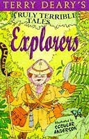 book cover of Explorers