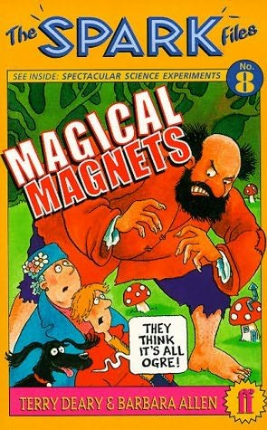 book cover of Magical Magnets