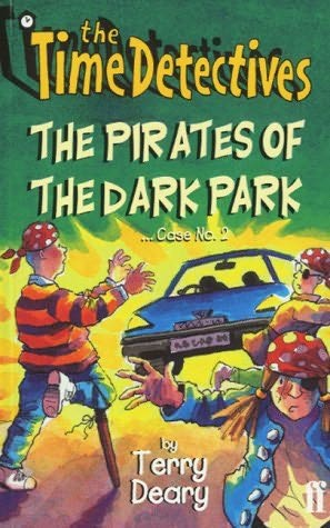 book cover of The Pirates of the Dark Park