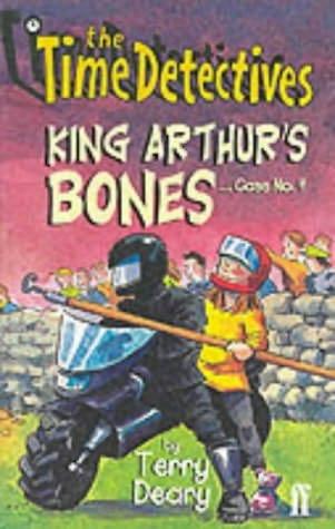 book cover of King Arthur\'s Bones