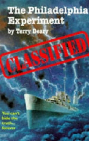 book cover of The Philadelphia Experiment