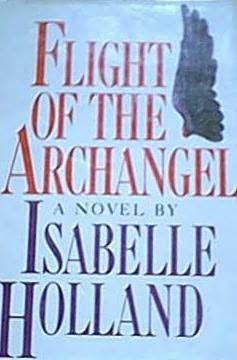 book cover of Flight of the Archangel