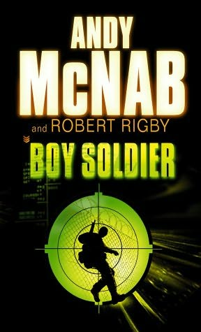 book cover of Boy Soldier