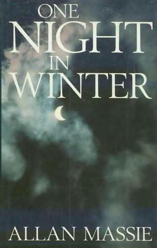book cover of One Night in Winter