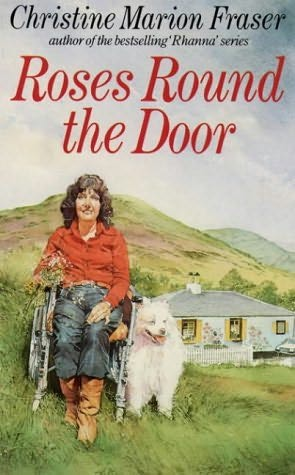 book cover of Roses Round the Door
