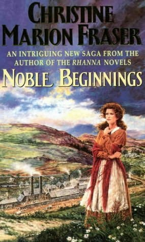 book cover of Noble Beginnings
