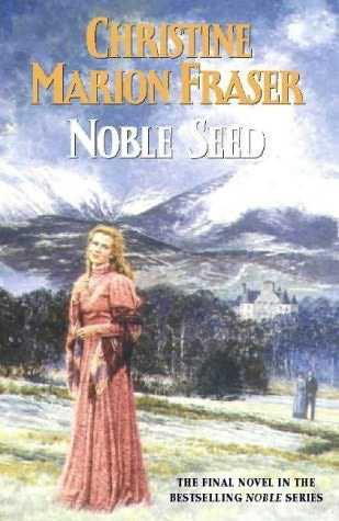book cover of Noble Seed