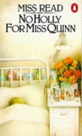book cover of No Holly for Miss Quinn