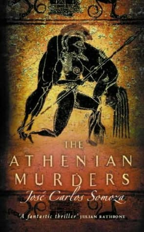 book cover of The Athenian Murders