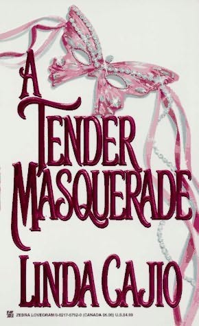 book cover of A Tender Masquerade