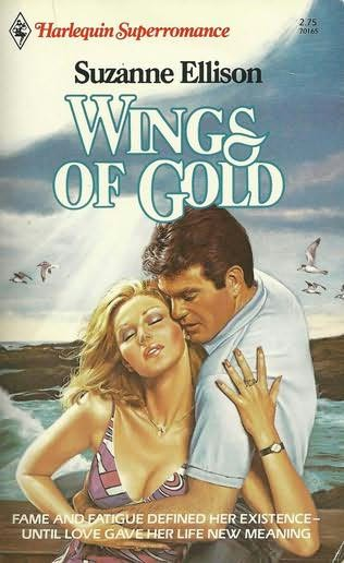 book cover of Wings of Gold