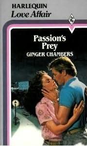 book cover of Passion\'s Prey