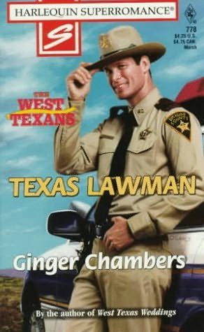 book cover of Texas Lawman