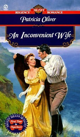 An Inconvenient Wife by Patricia Oliver