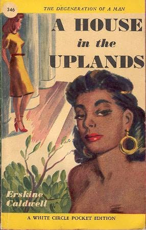 book cover of A House in the Uplands
