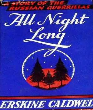 book cover of All Night Long