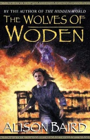 book cover of The Wolves of Woden