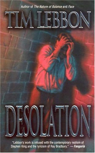 book cover of Desolation