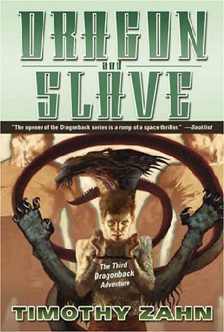 book cover of Dragon and Slave