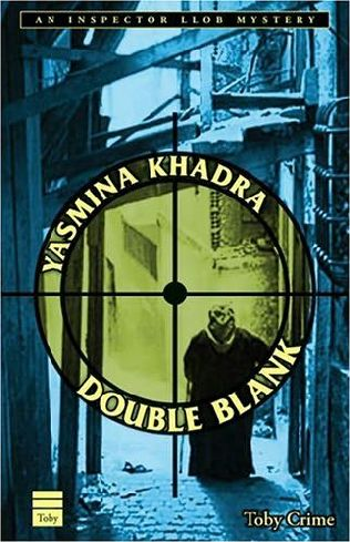 book cover of Double Blank