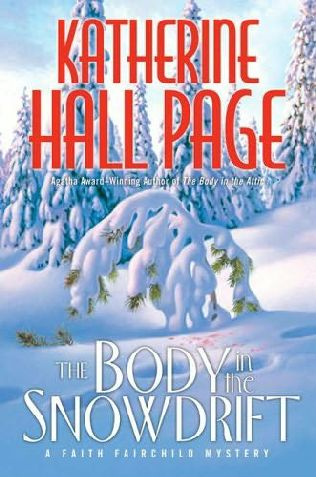 book cover of The Body in the Snowdrift