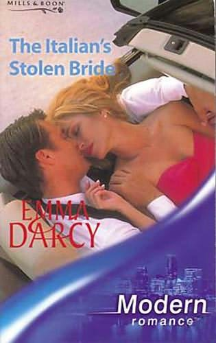 book cover of The Italian's Stolen Bride