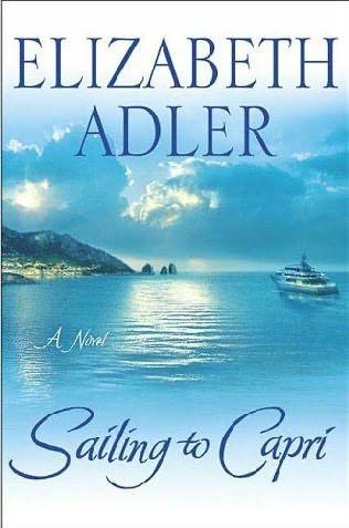 book cover of Sailing to Capri