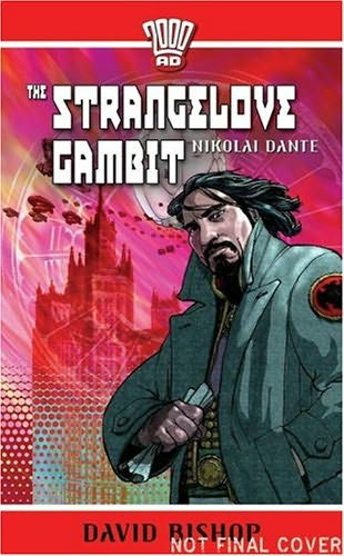 book cover of The Strangelove Gambit