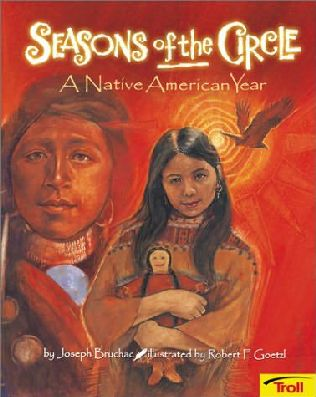 book cover of Seasons of the Circle