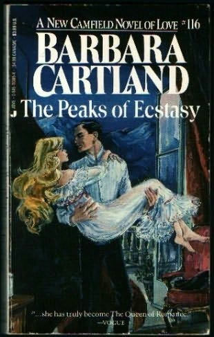 book cover of The Peaks of Ecstasy