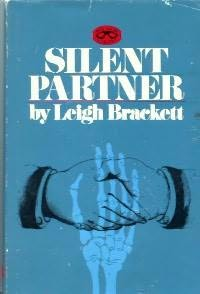 book cover of Silent Partner