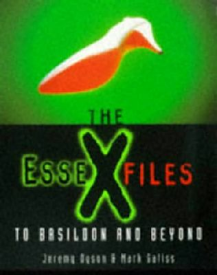 book cover of The Essex Files