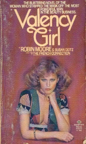 book cover of Valency Girl
